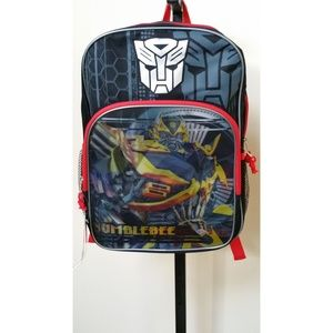 Other - NWT Transformer Bumblebee 3D backpack